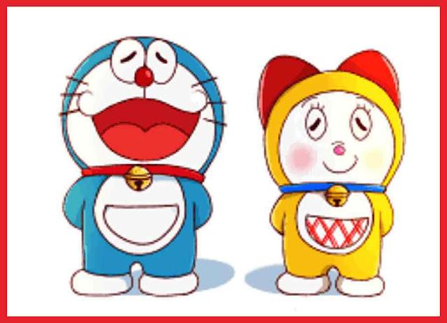 gambar-kartun-doraemon-jatuh-cinta-gokil