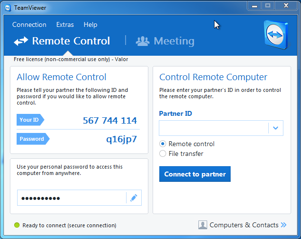 Volatility Labs: Recovering TeamViewer (and other