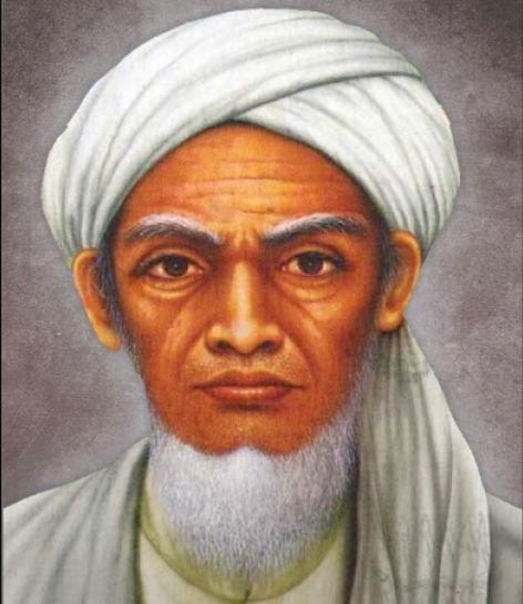 Sunan Giri memiliki nama asli Raden Paku atau Joko Samudro adalah