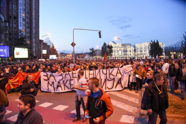 Second Day of Protests: Citizens Took to Streets in Even Greater Number