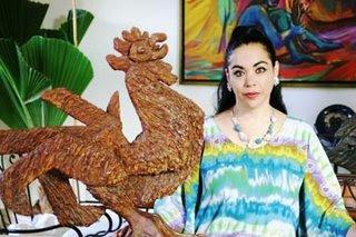 Pintora Aida Villarreal Domínguez