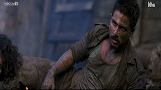 Shahid Kapoor Hero In Rangoon Movie Photo