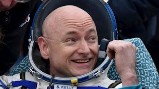 Astronaut Scott Kelly