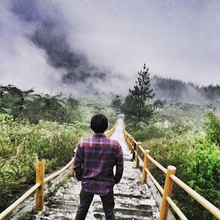 Gunung Wisata Terindah Galunggung