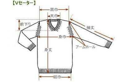 セーター,参考,サイズ,sweater,reference,size,毛衣,参考,尺寸,