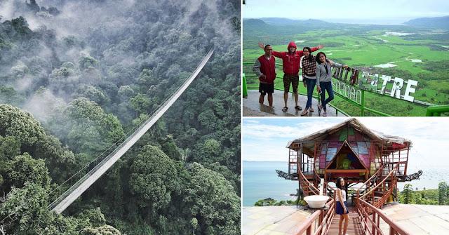 Wisata Alam di Sukabumi yang Indah dan Sejuk