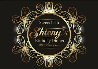 SHIENY'S SWEET17TH 020619 @WARUNG SUBAK - BALI