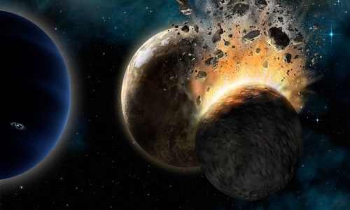21 Ağustos'ta Nibiru Gezegeni Dünyaya Mı Çarpacak