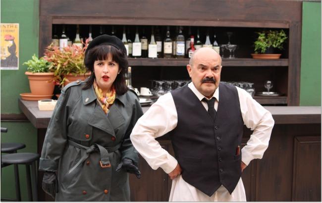 'Allo-'Allo-Cardiff-Open-Air-Theatre-Festival-Review--Rene-Michelle