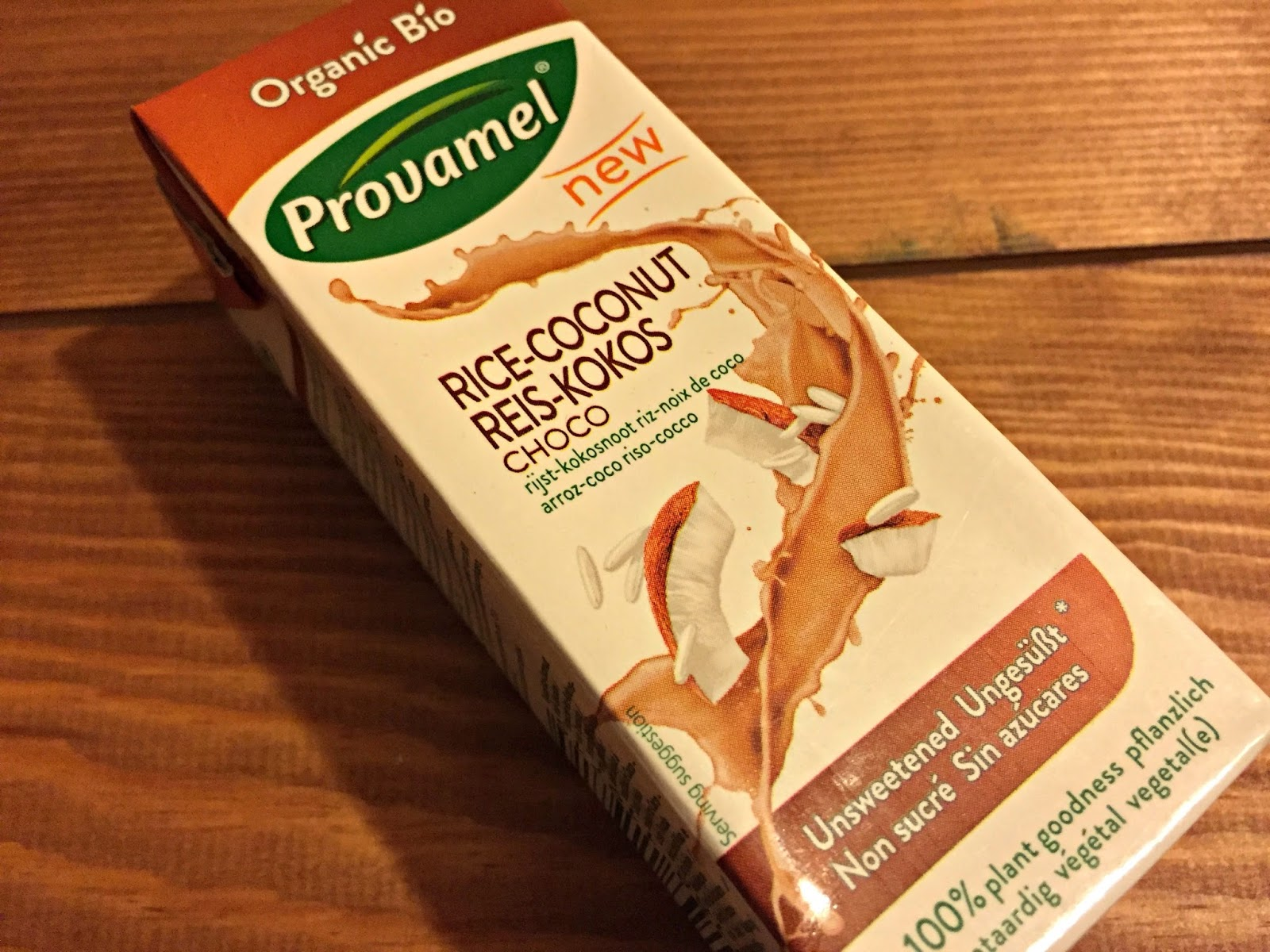 Provamel Organic Rice Milk Coconut Drink