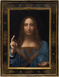 """""""Salvator Mundi"""", Leonardo da Vinci"""