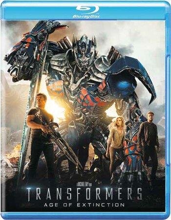 Transformers: Age of Extinction (2014) Dual Audio Hindi 720p BluRay x264 1GB Full Movie Download
