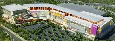 Cara ke AEON Mall BSD City Tangerang