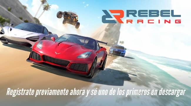 Rebel Racing apk Hack