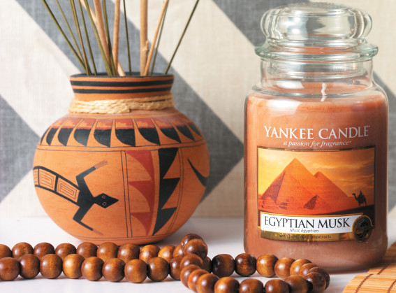 avis egyptian musk yankee candle, blog bougie, blog beauté, blog parfum