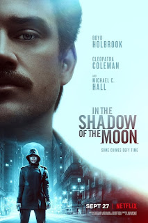 In the Shadow of the Moon (2019) Movie