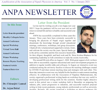 ANPA Newsletter 2021