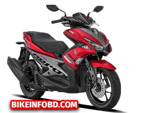 Yamaha Aerox 155 Price in BD