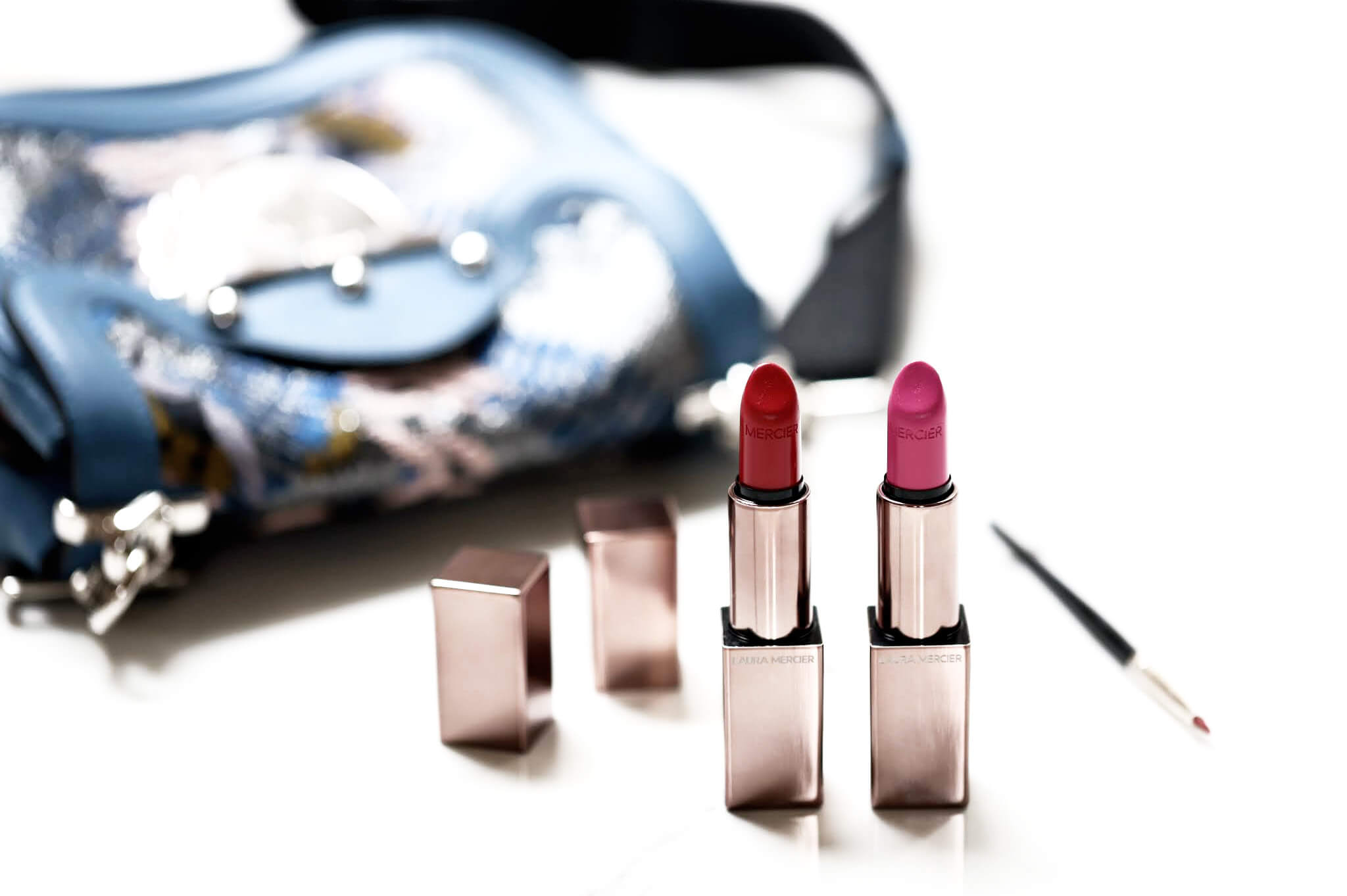 Laura Mercier Rouge Essentiel Rouge Ultime Classique Pink