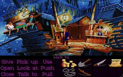 Videojuego Monkey Island 2 - VGA
