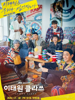 Lớp Học Itaewon - Itaewon Class (2020)