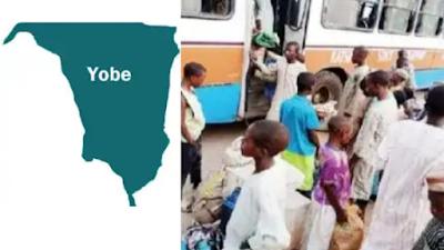 Gombe And Nasarawa States Deports 80 Almajiri Back To Yobe