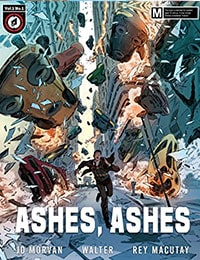 Ashes, Ashes Comic