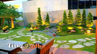 tukang taman surabaya murah tianggadha art