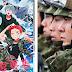 Fuerzas de autodefensa de Japón reclutan a través de chicos anime