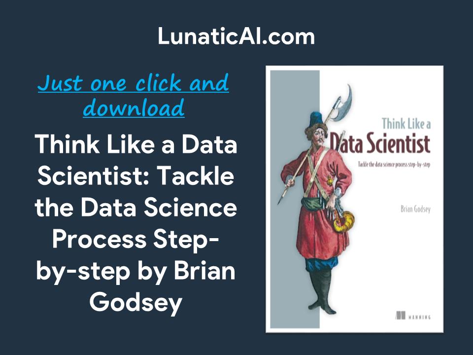 think like a data scientist pdf github