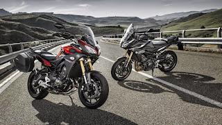 Yamaha MT 09 Tracer 2015