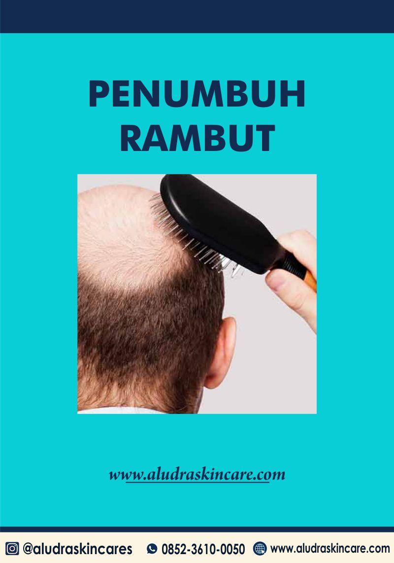 penumbuh rambut aludra, aludraskincare.com