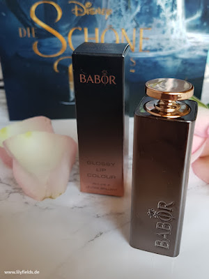 "Barbor - Glossy Lip Colour ""13 wild roses"""