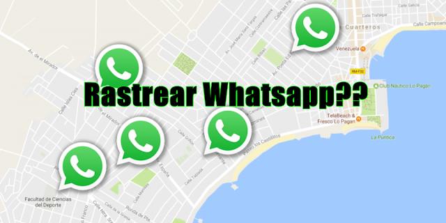 rastrear un whatsapp