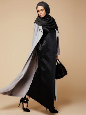 Baju Kaftan Muslimah Modern Terbaru