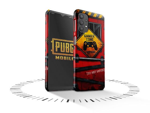 Mockup Custom Case 3D SAMSUNG Galaxy A32