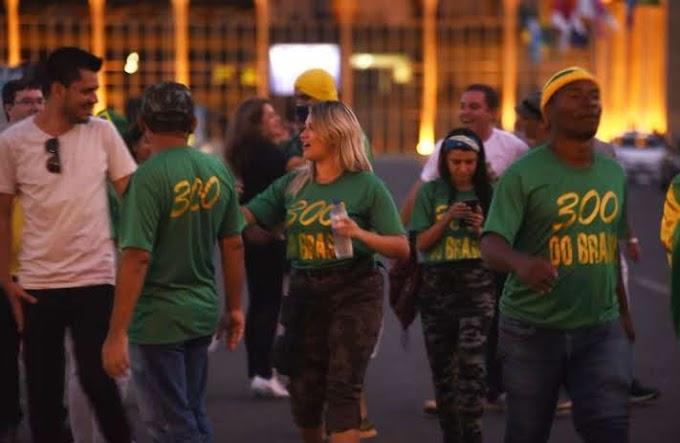PGR: '300 do Brasil' organiza ações que violam Lei de Segurança Nacional