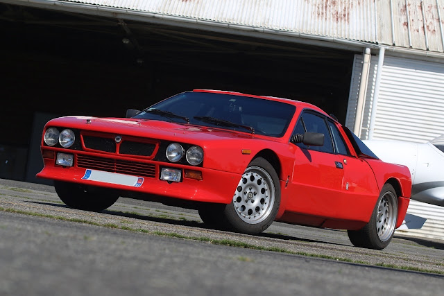 1983 Lancia 037 for sale at Aguttes for EUR 200,000 - #Lancia #classic_car #for_sale