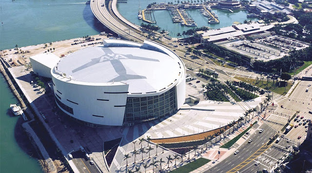 Informações sobre a American Airlines Arena em Miami