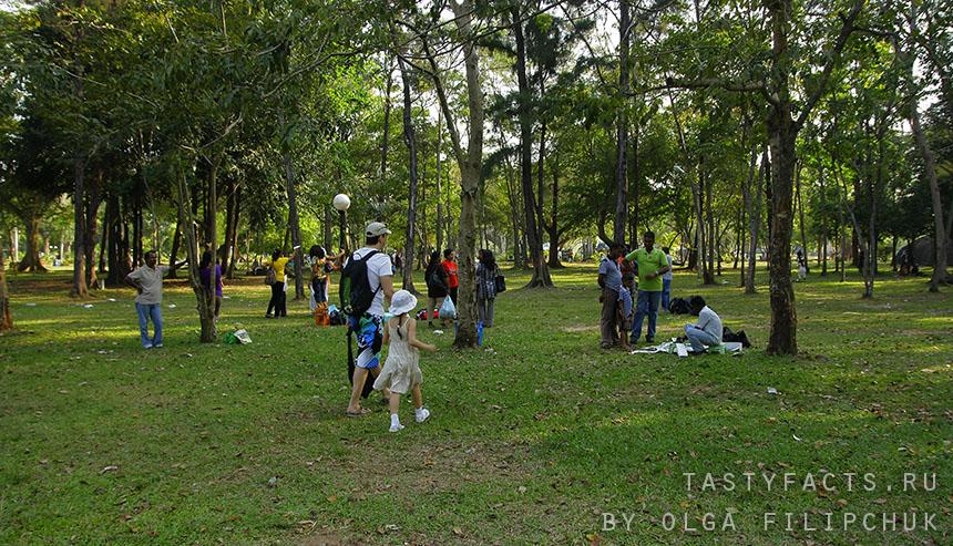коломбо парк