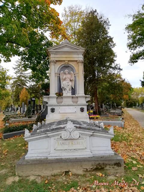 Wiener Zentralfriedhof - Vienna Central Cemetery