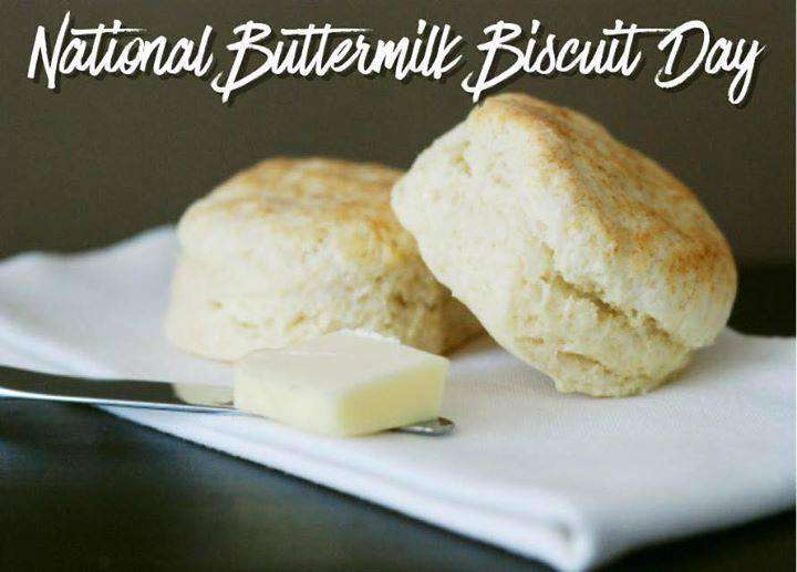 National Buttermilk Biscuit Day Wishes For Facebook