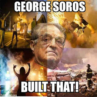 George Soros, Trump
