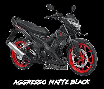 Sonic 150R Spesial Edition Nagamas Motor Klaten