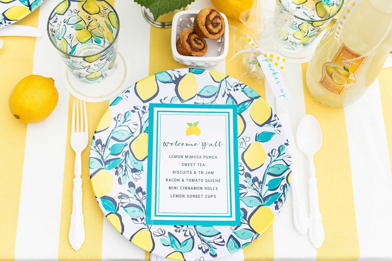 5 New Party Lines Perfect for Spring Entertaining; Draper James