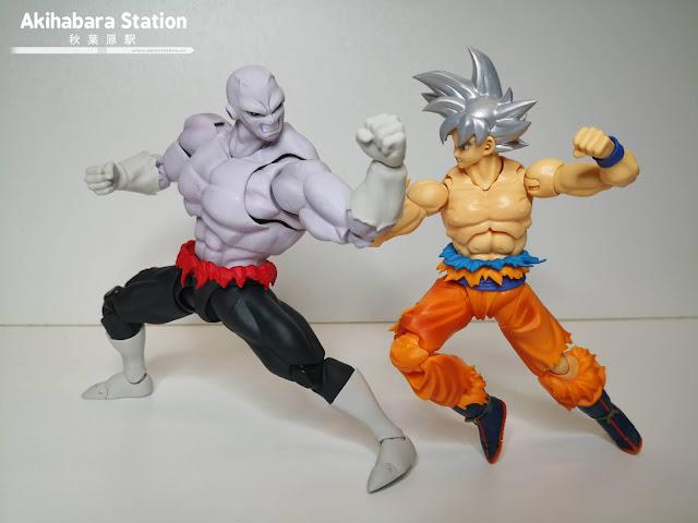 Review del S.H.Figuarts Jiren Final Battle de Dragon Ball Super - Tamashii Nations