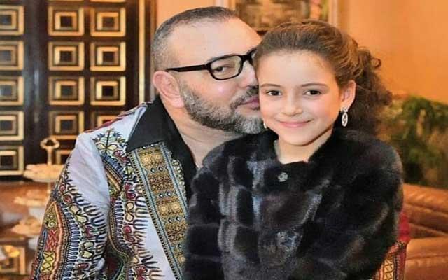 برقية تهنئة من موقع Royaliste Fidel إلى صاحبة السمو الملكي الأميرة للا خديجة بمناسبةدكرى عيد ميلادها الثالثة عشرة