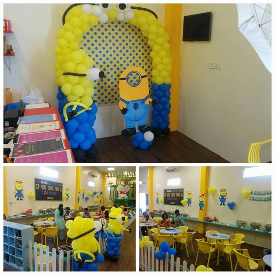 Kid Attraction: The Riot Room, Thane India\'s Largest Indoor Soft ...