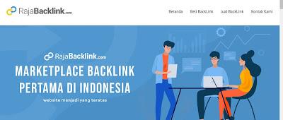 RajaBacklink Layanan Penyedia Backlink Murah dan Berkualitas