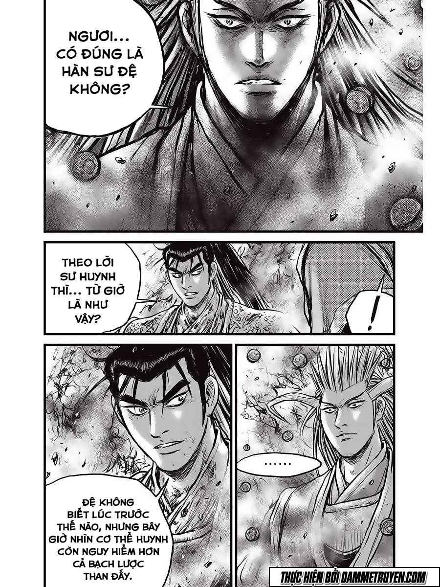 hiep khach giang ho ruler of the land chap 516